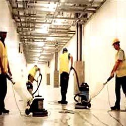 Janitorial Services for Effective Post-Construction Dust Clean-Up